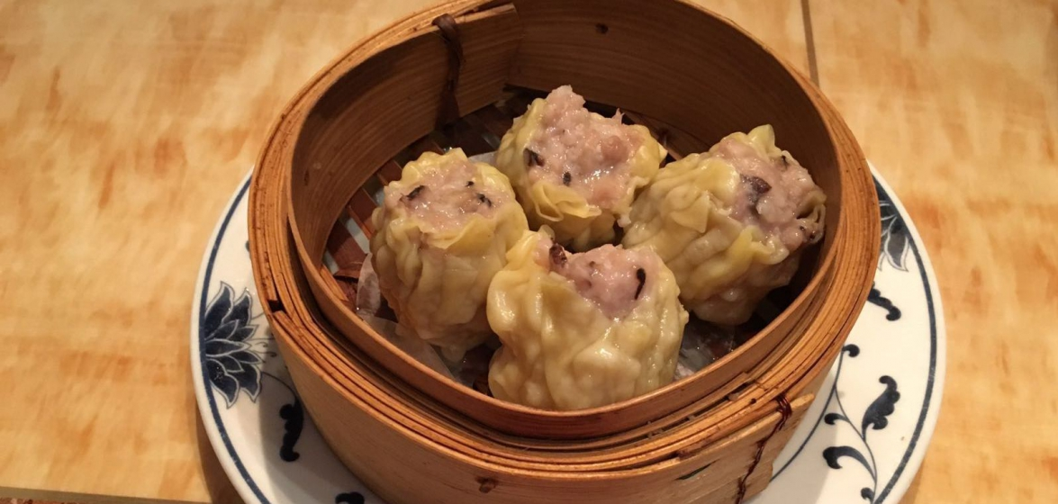 Siu Mai (pork & shrimp dumplings)